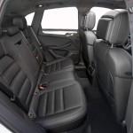 2014 Porsche Macan Backseat