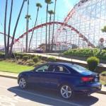 2015 Audi A3 Coaster