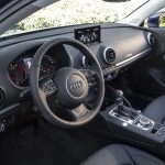 2015 Audi A3 Front Seat