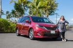 Tara and Toyota in Hawaii