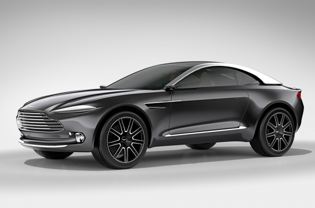 The New Shape of Aston Martin
