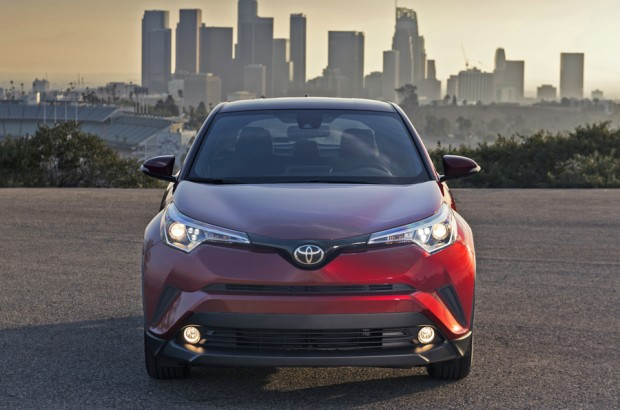 Toyota C-HR Debuts at the LA Auto Show
