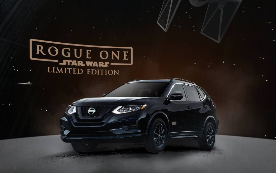 Nissan Debuts Rogue One, Star Wars Edition | VroomGirls