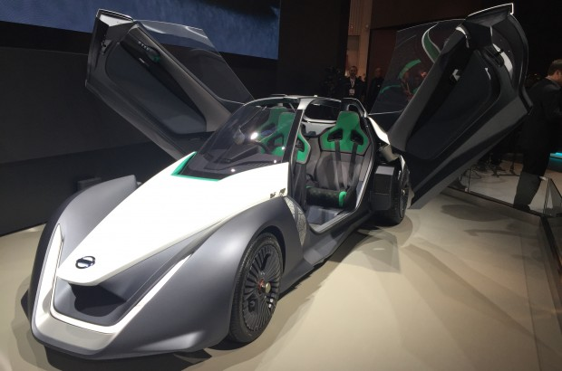 Future of Cars: 10 Things We Learned at CES