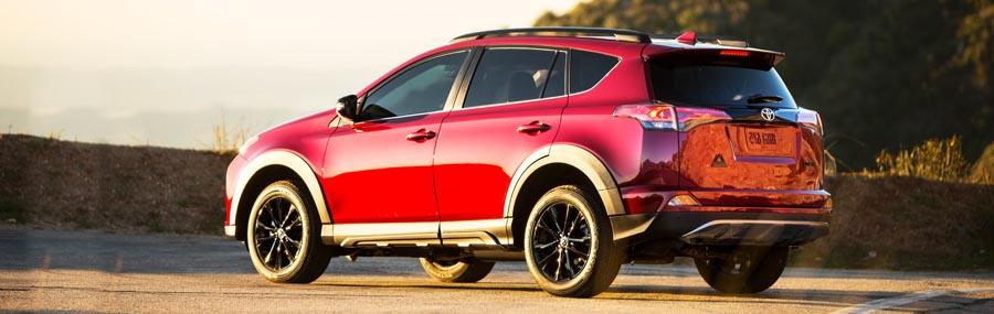 Rav4 Adventure Grade >> Toyota Rav4 Adventure Review Best Car Site For Women Vroomgirls