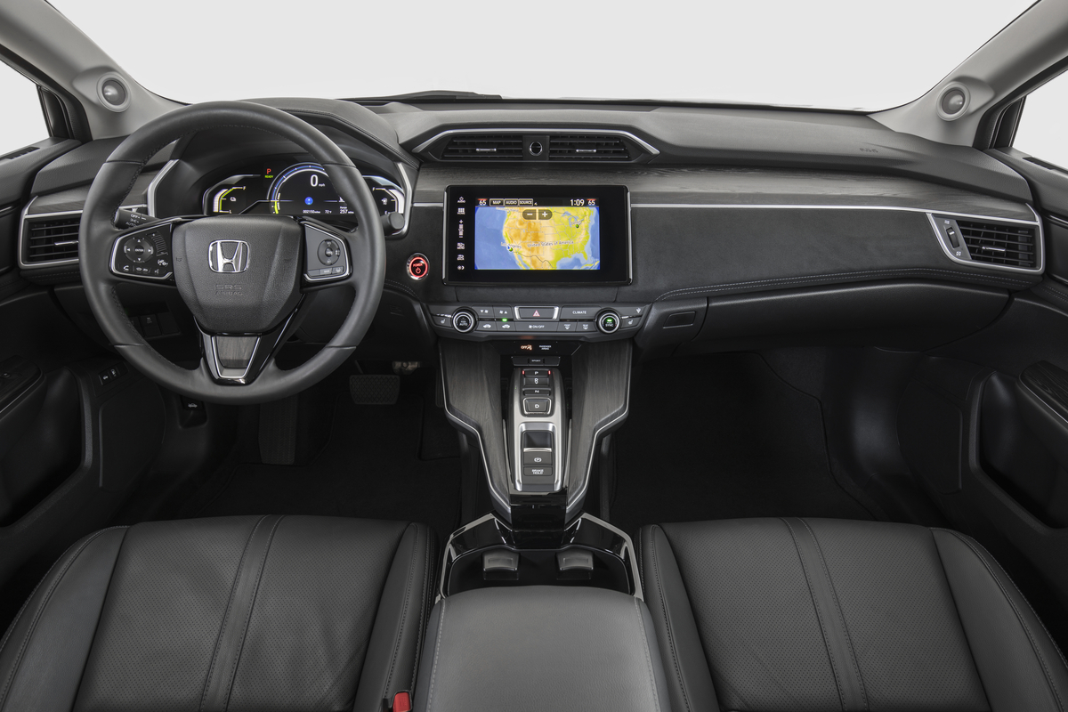 2018 honda clarity fuel cell review best car site for. Black Bedroom Furniture Sets. Home Design Ideas