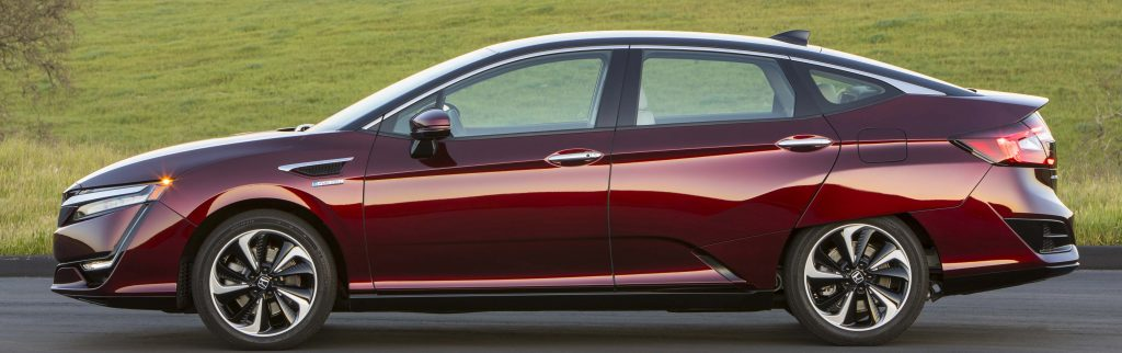2018 Honda Clarity Fuel Cell Review