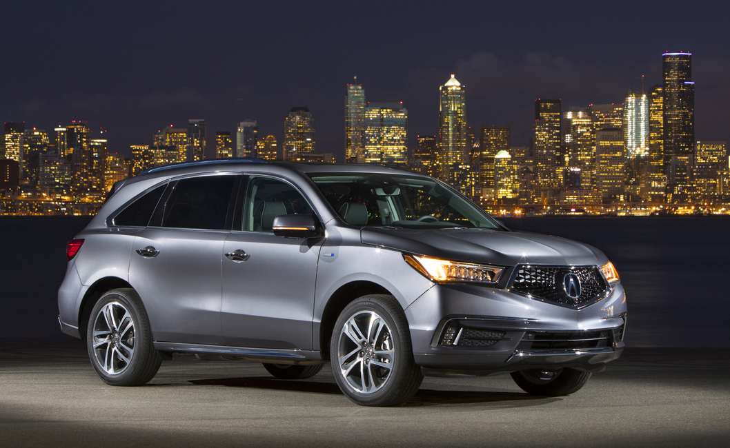 2018 Acura Mdx Sport Hybrid Review Best Car Site For Women