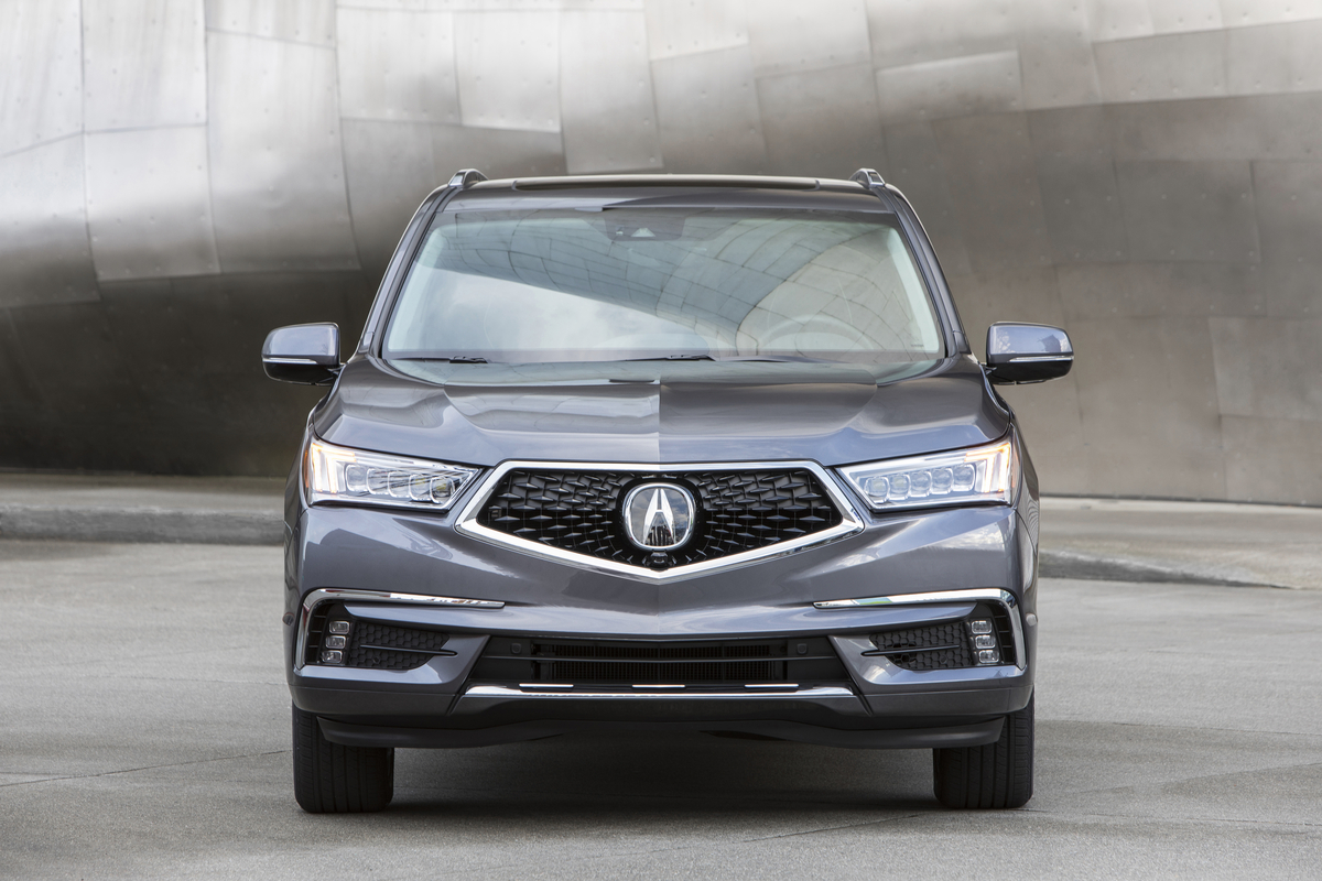 acura suv market suvs first drive small big for autotrader