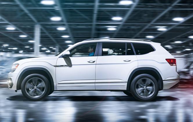 2018 Volkswagen Atlas Review | Best Car Site for Women ...