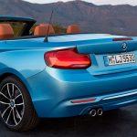 BMW M240I Back