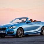 BMW M240I Blue