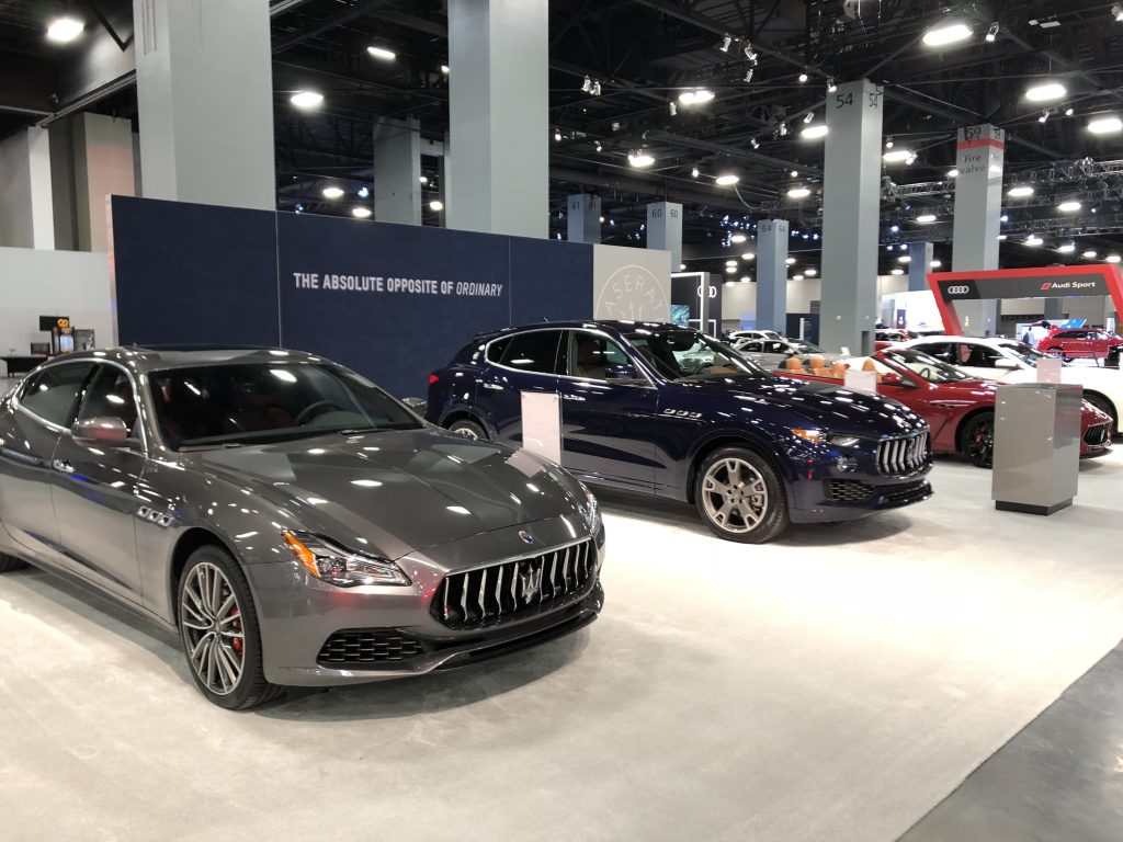 Tech And Whimsy At The Miami International Auto Show VroomGirls - Car show miami today