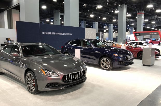 Tech and Whimsy at the 2018 Miami International Auto Show