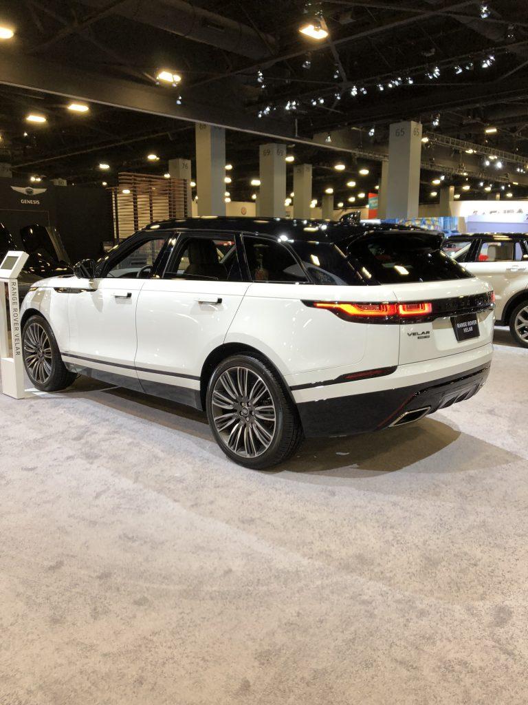 2019 Range Rover Velar